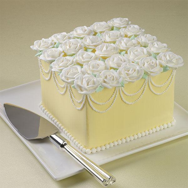 Ready Roses Cake Wilton