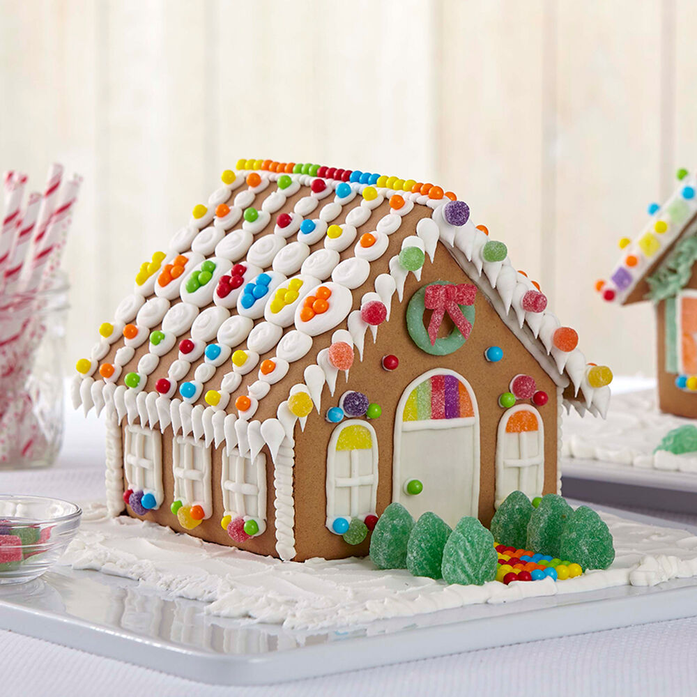 Welcome To Cute Gingerbread House #1 Wilton