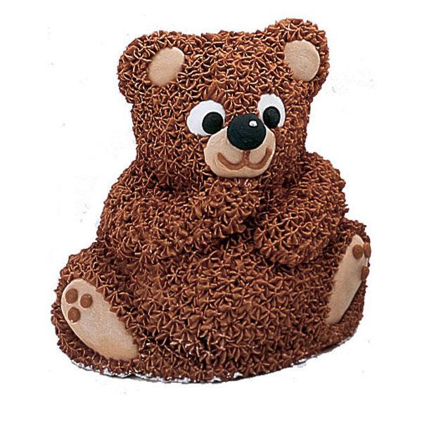 Teddy Bear Mini Cake  Wilton