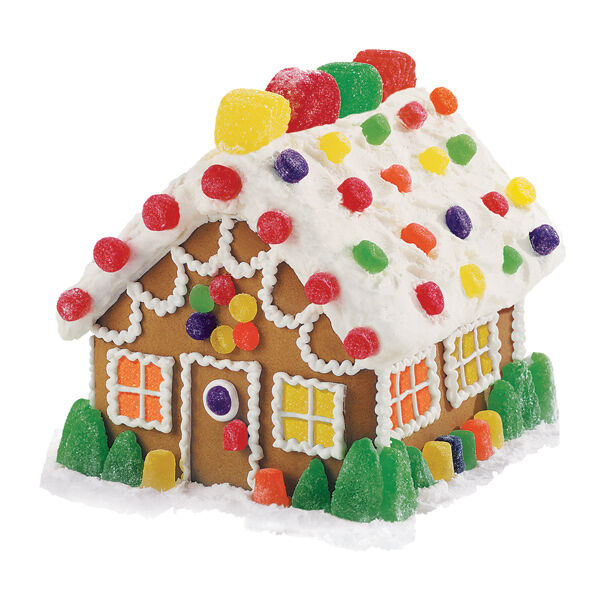 Candy Classic Gingerbread House Wilton