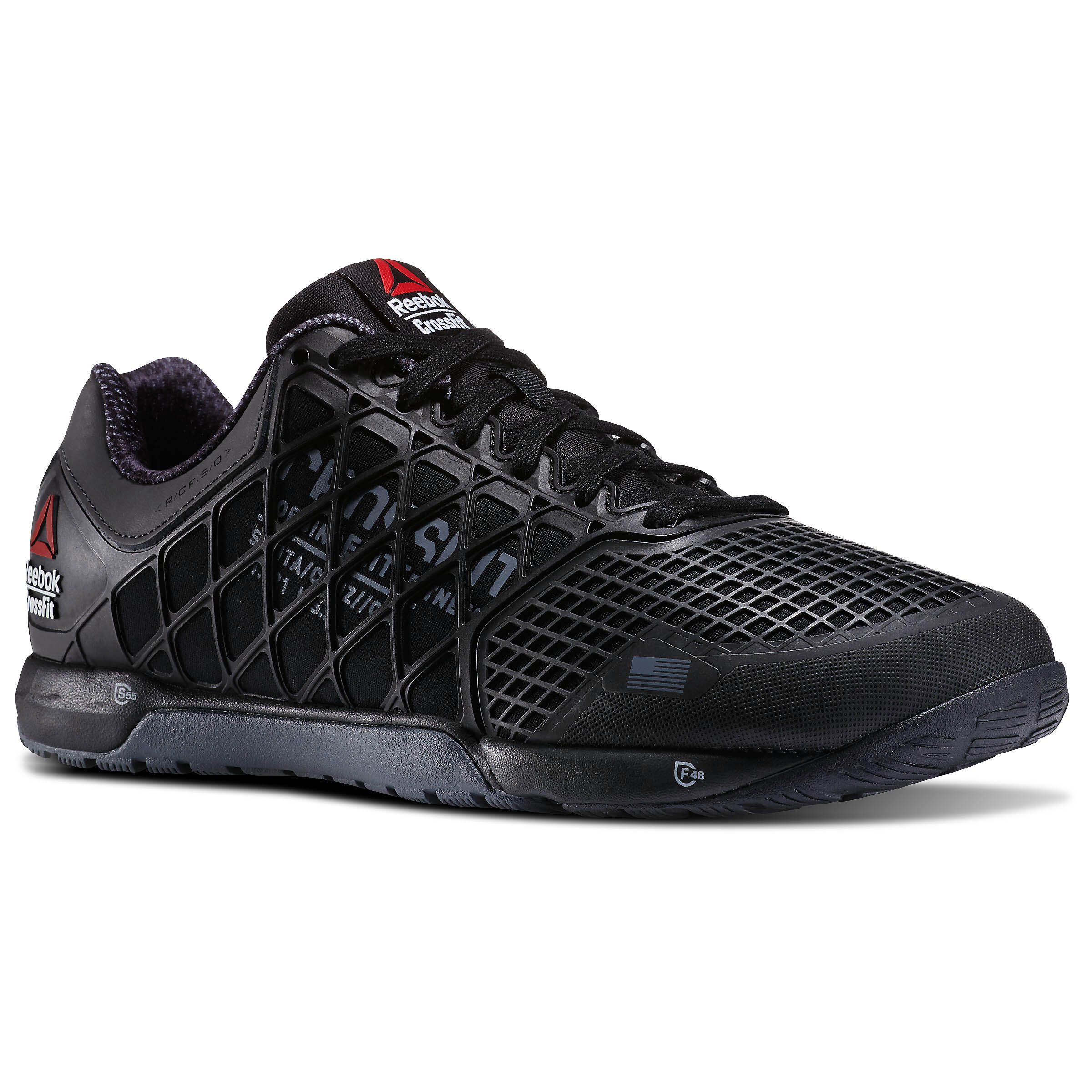 CrossFit Men's Black Reebok Honor Pack Nano 4.0 - N - 11