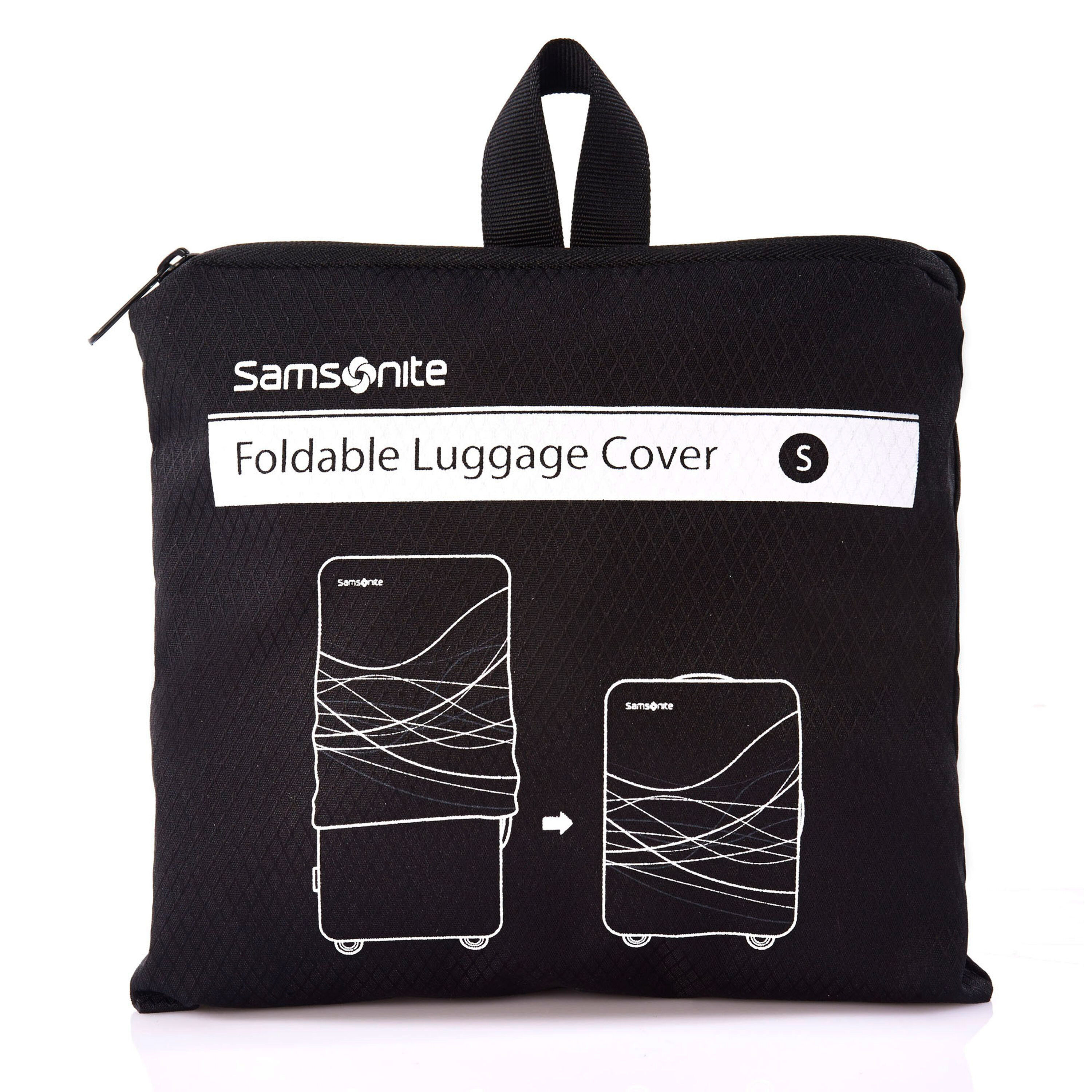 Small Foldable Luggage Cover