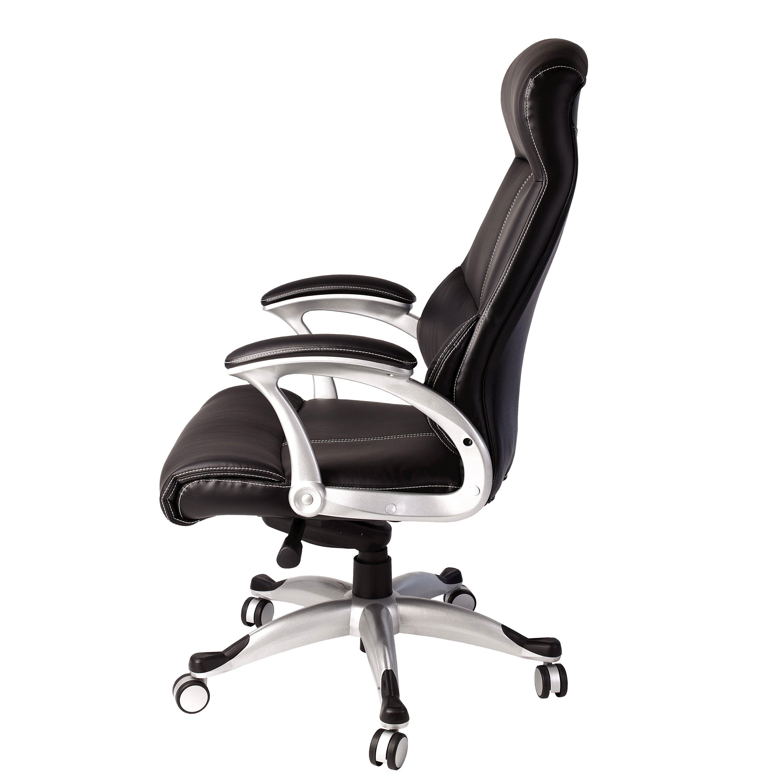 ergonomic chair singapore fishing lightweight samsonite premium bonded leather