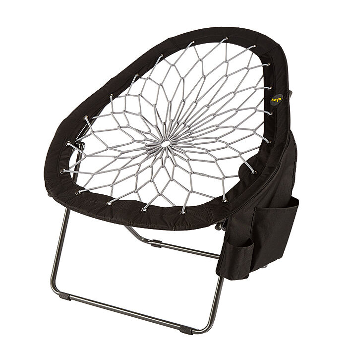 SuperBungee Chair New pear shape only from Brookstone  eBay