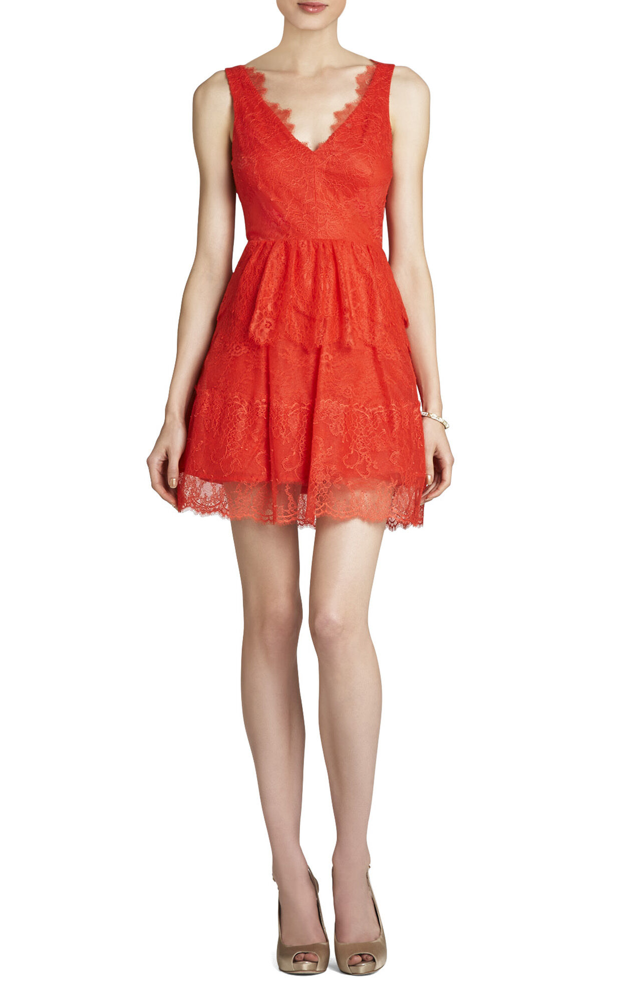 BCBG Willa Lace Dress