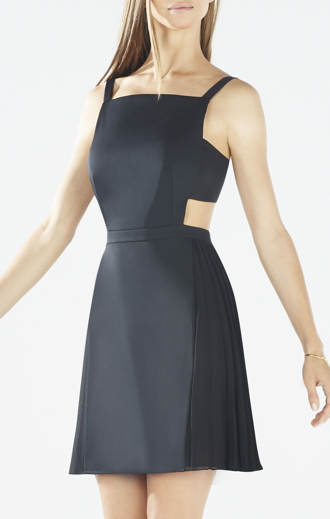 Dress with Open Sides