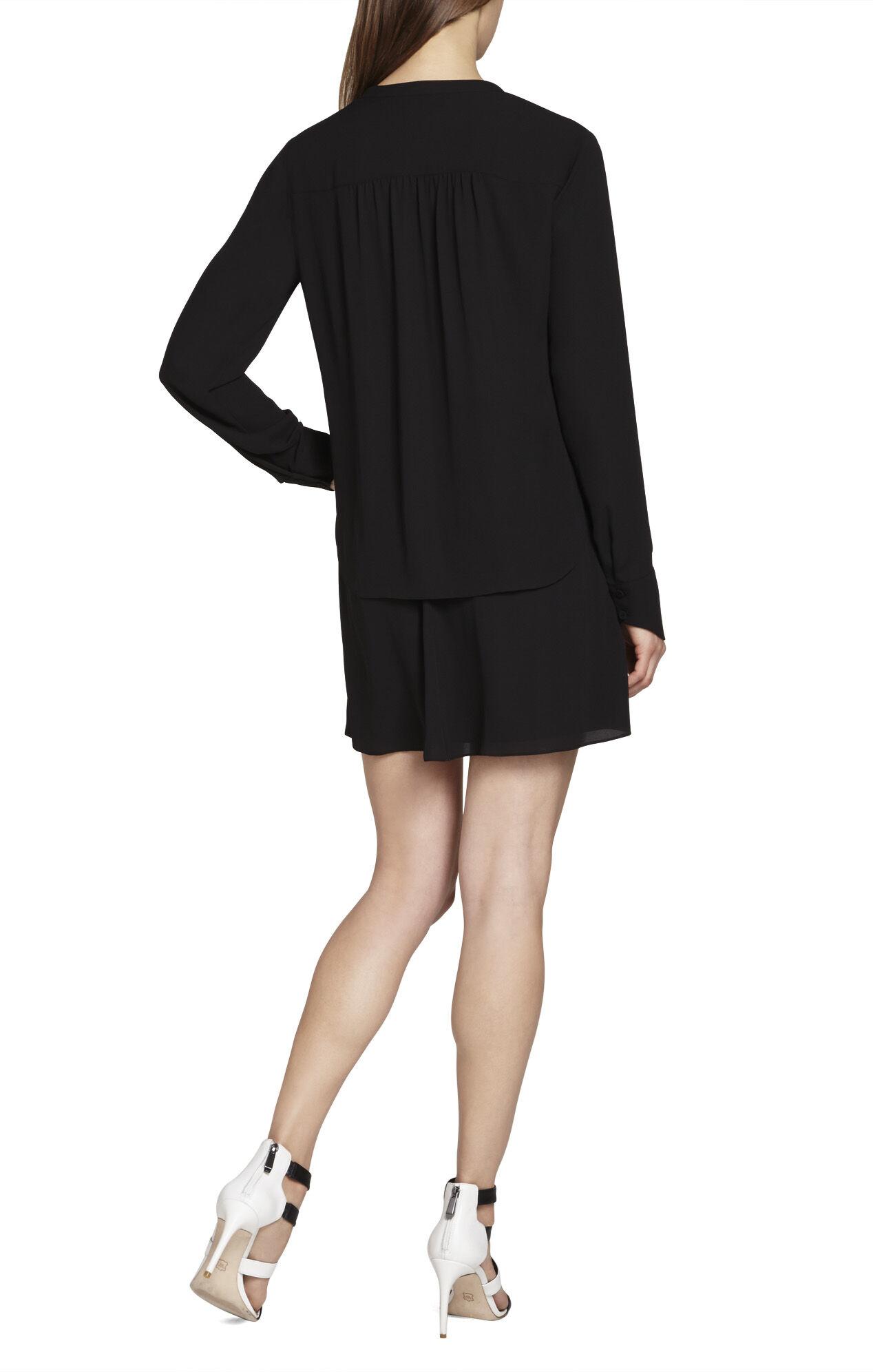 Long Sleeve Dress Blouses