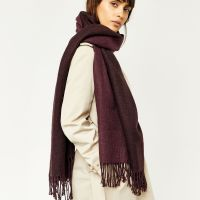 Women's Scarves, Hats & Gloves | Pom hats, Scarves & Capes ...