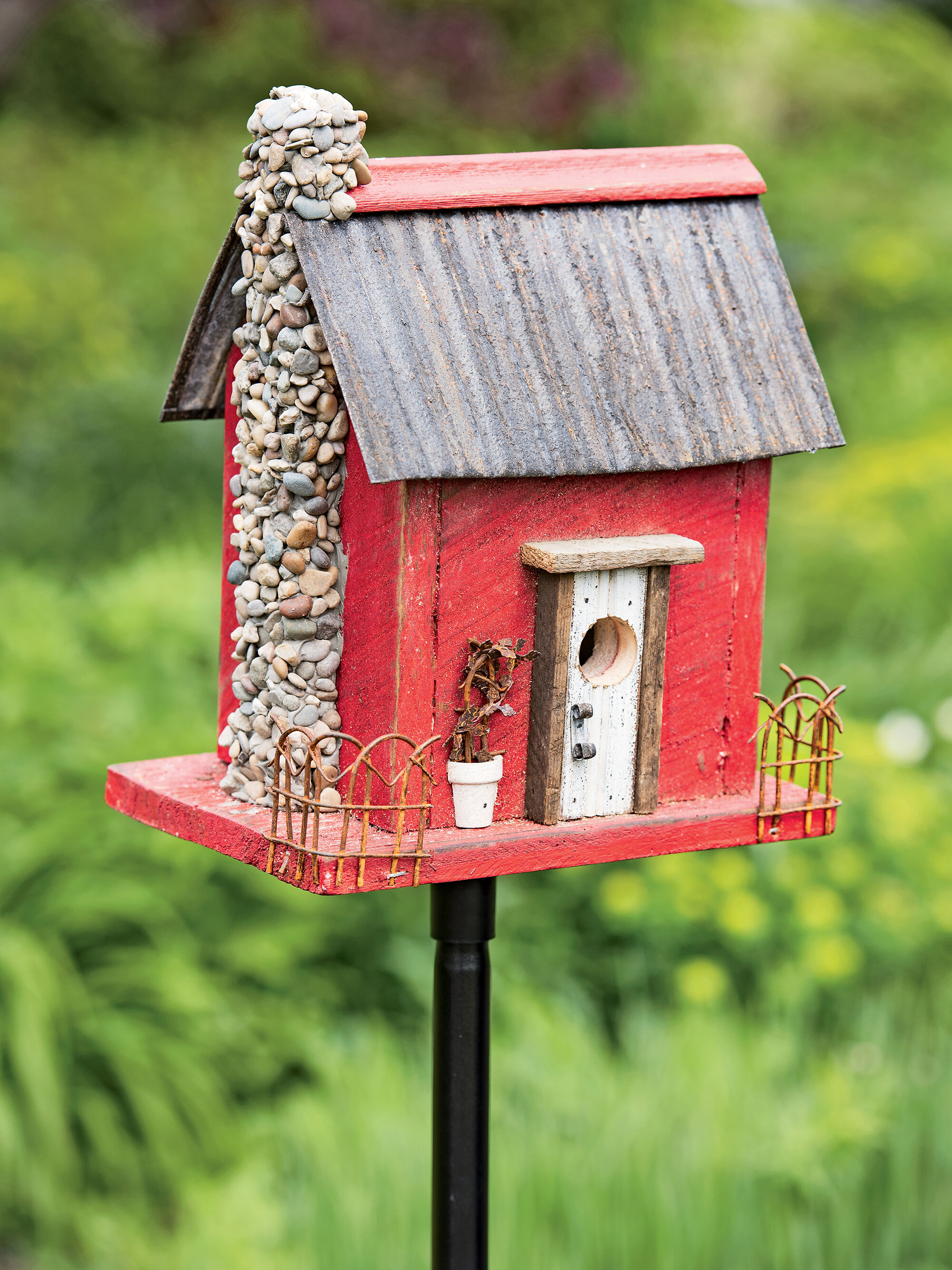 Red Bird House Plans