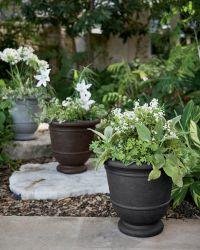 Patio Garden Planter Planter Ideas For Patio Patio Garden ...