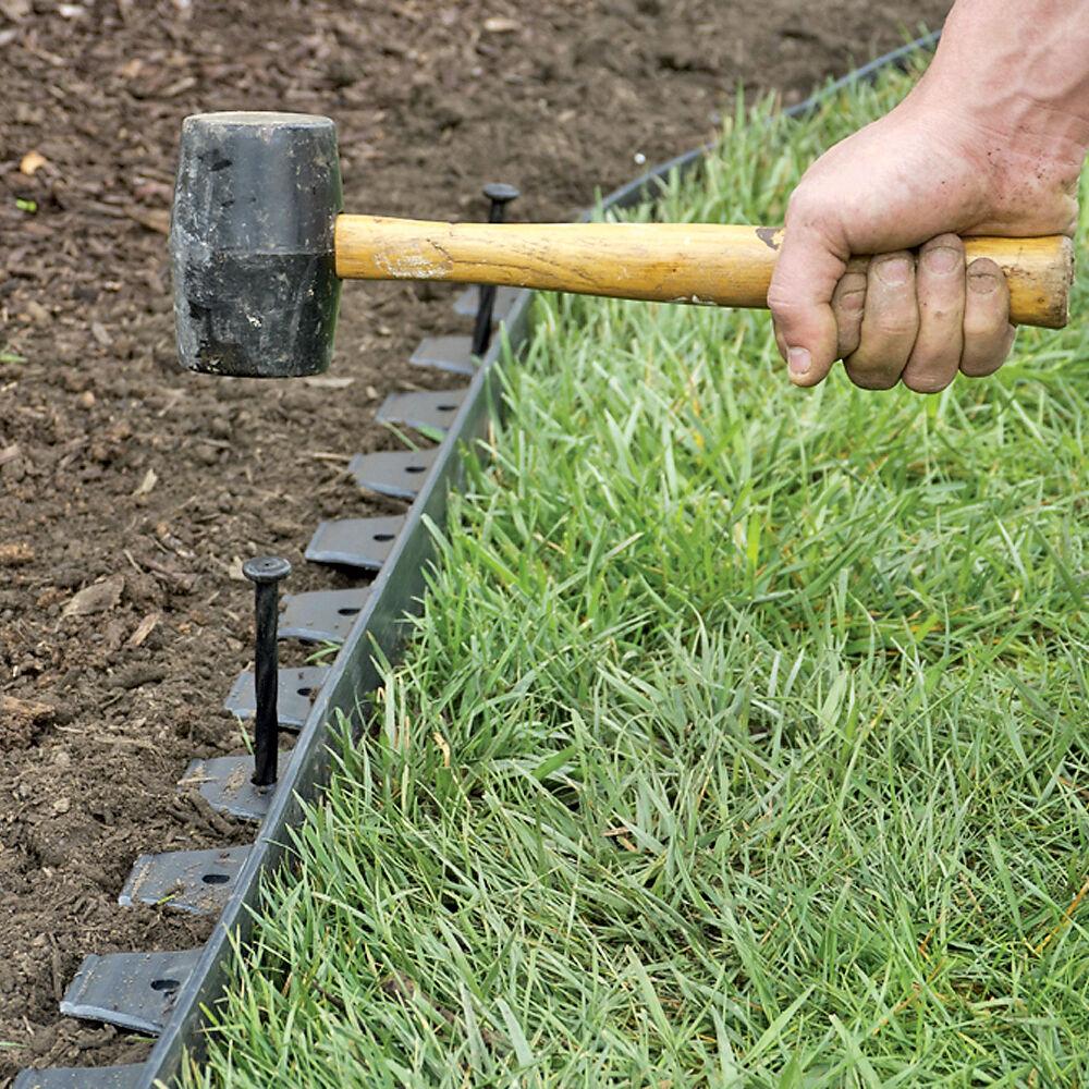 easyflex dig garden edging