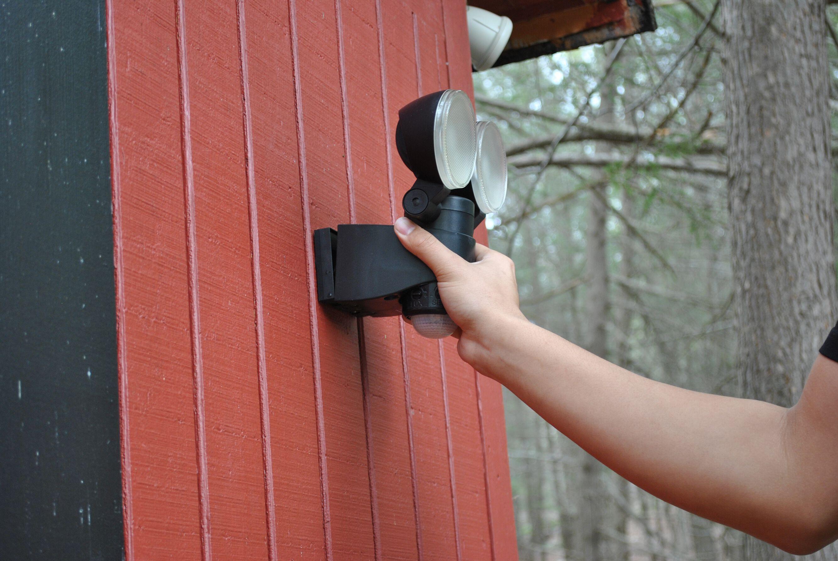 Motion Detector Led Outdoor Light
