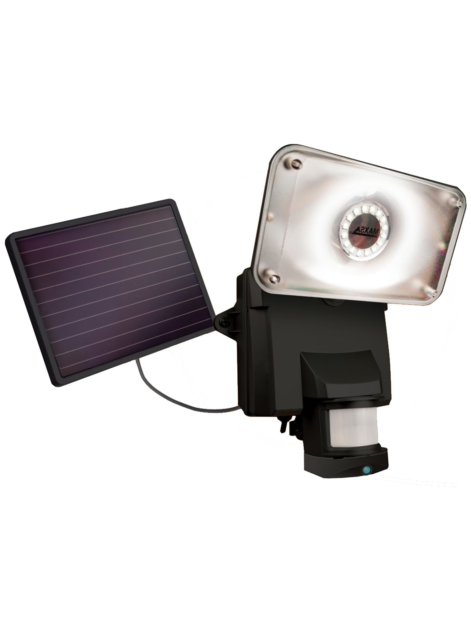 Solar Powered Security Lights - Camera Floodlight