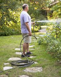Our Best Garden Hose 50 ft - Lead Free, Drinking Water ...