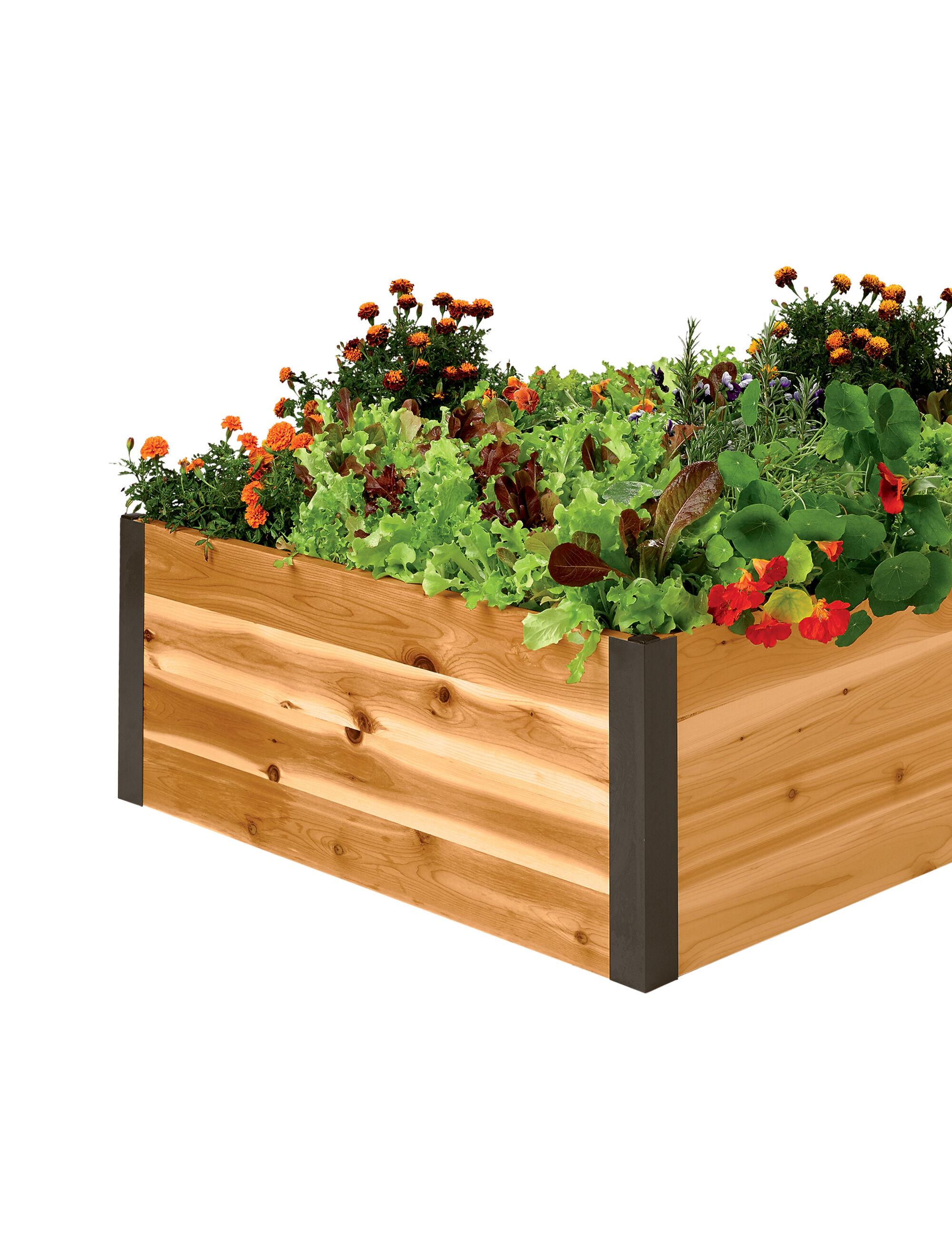 Raised Bed Corners  DIY Raised Garden Beds  Gardeners Supply