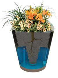 Dot TruDrop Self-Watering Planters | Gardener's Supply