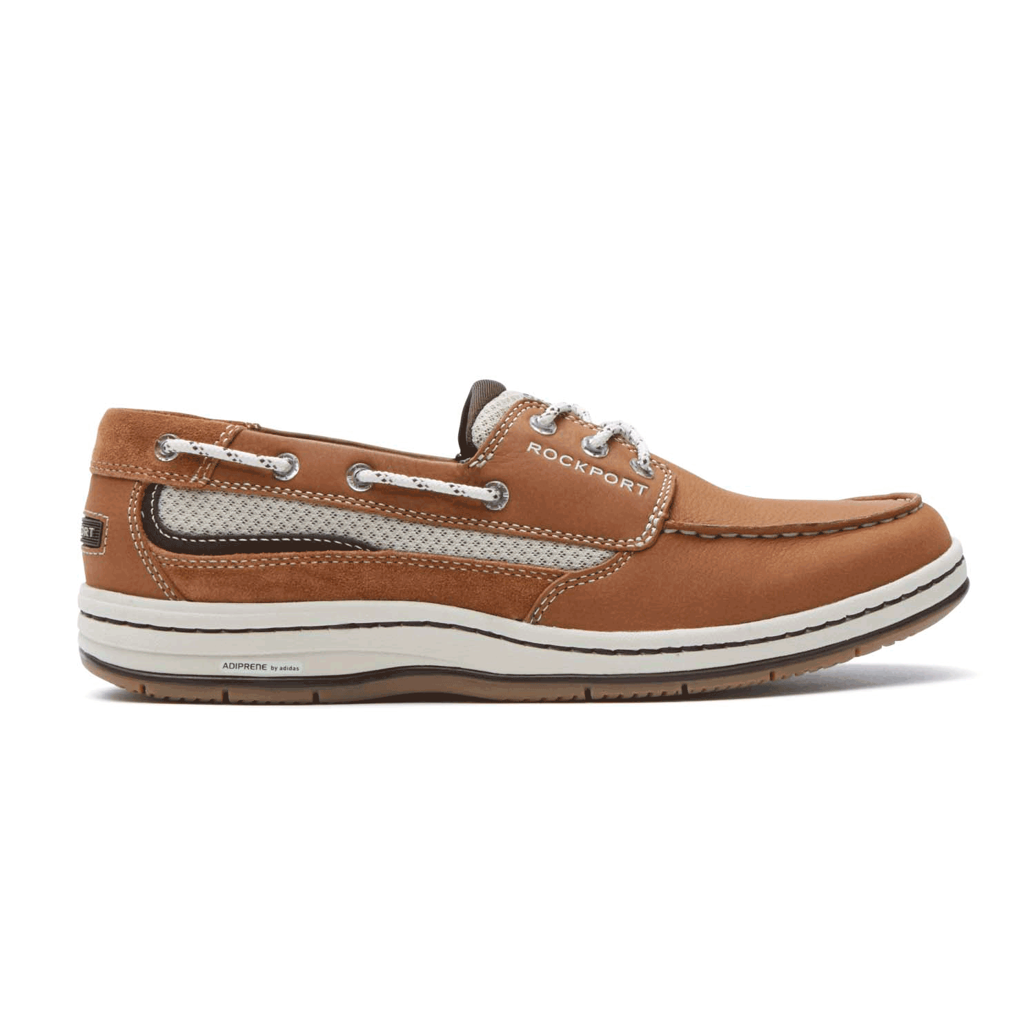Rockport Men's Vicuna Weekend Retreat 3-Eye Boat Shoe