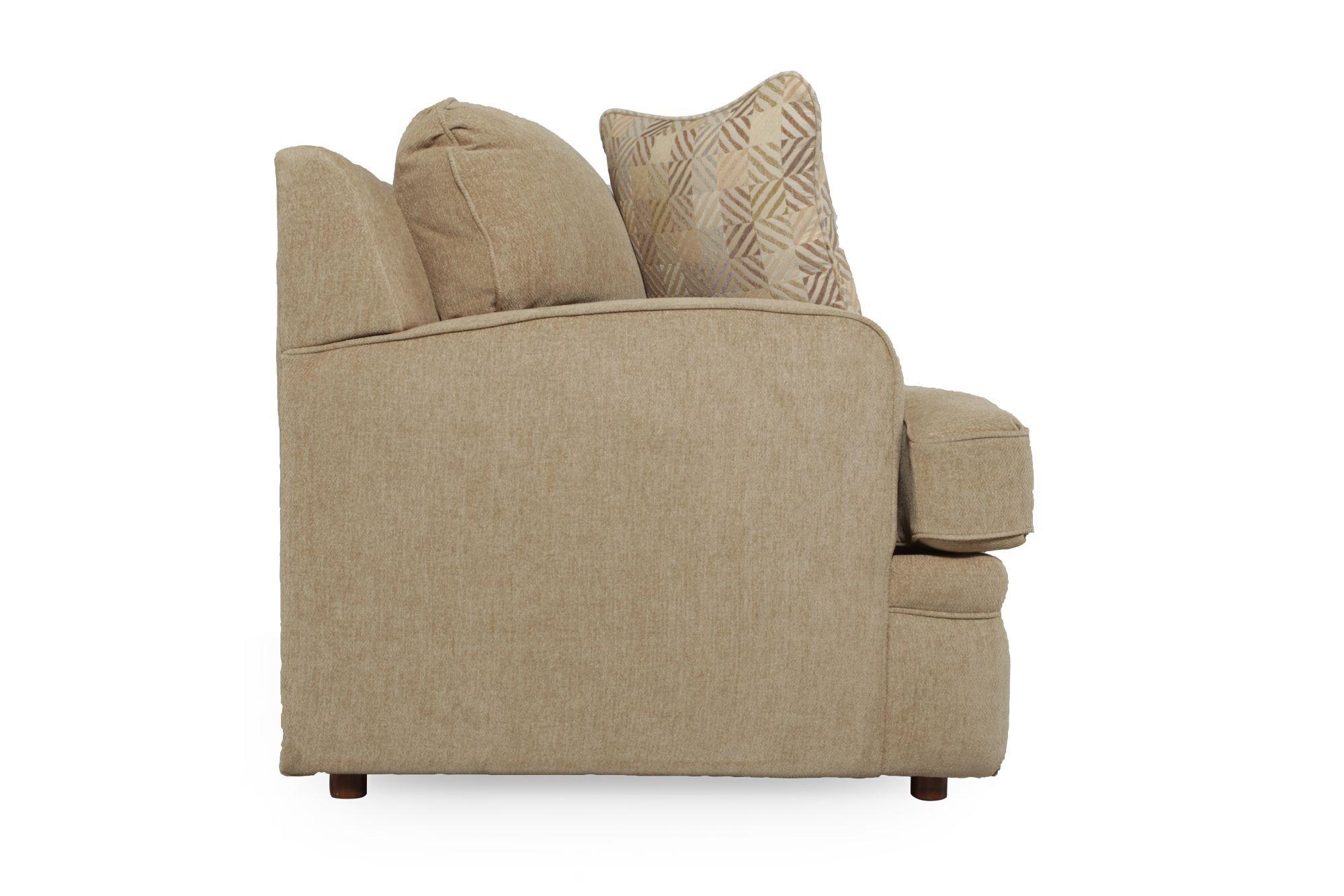 la z boy diana sleeper sofa 10 spring street ashton microfiber bed sesame queen mathis brothers