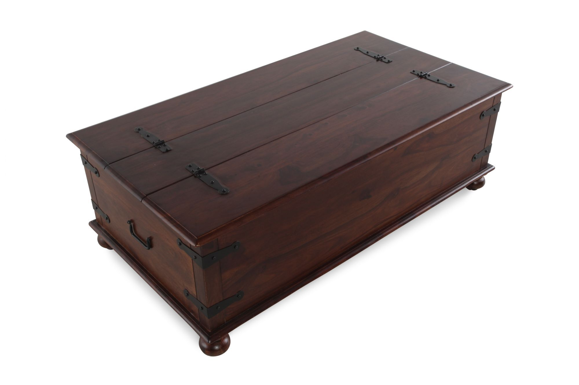 Ashley Holifern Trunk Cocktail Table  Mathis Brothers