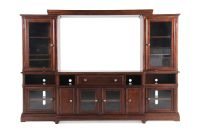 Ashley Lavidor Four-Piece Wall Unit | Mathis Brothers ...