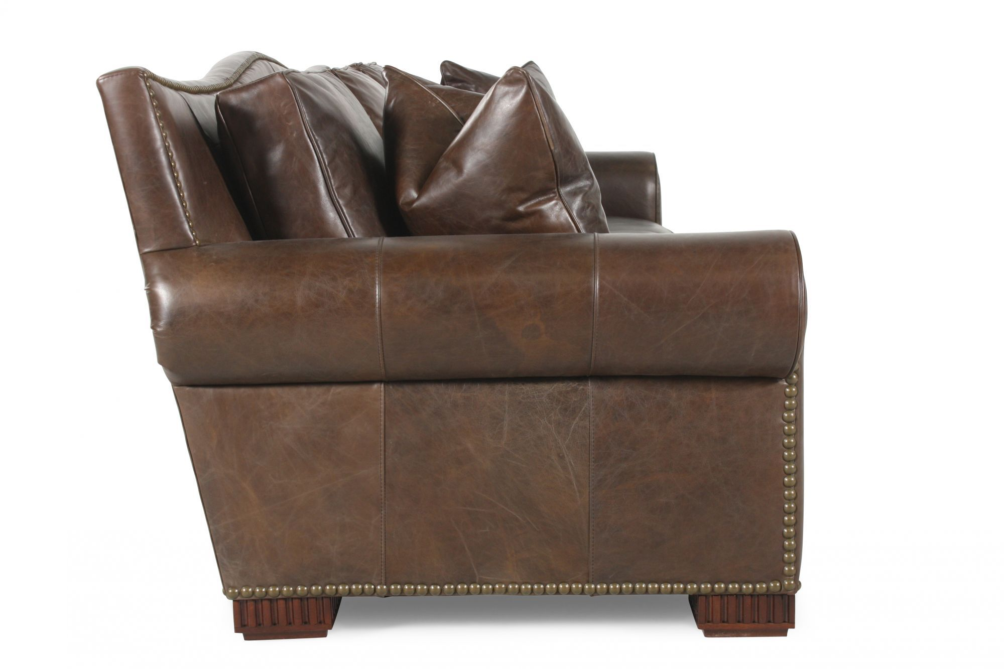 henredon sofa leather sofas dfs mathis brothers furniture