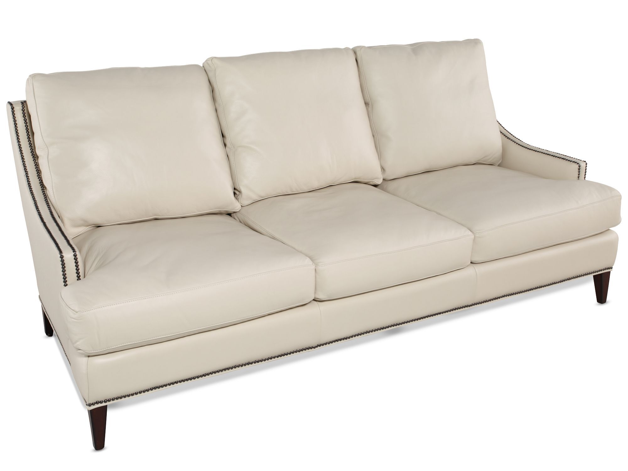 henredon sofa leather sleeper indianapolis mathis brothers furniture