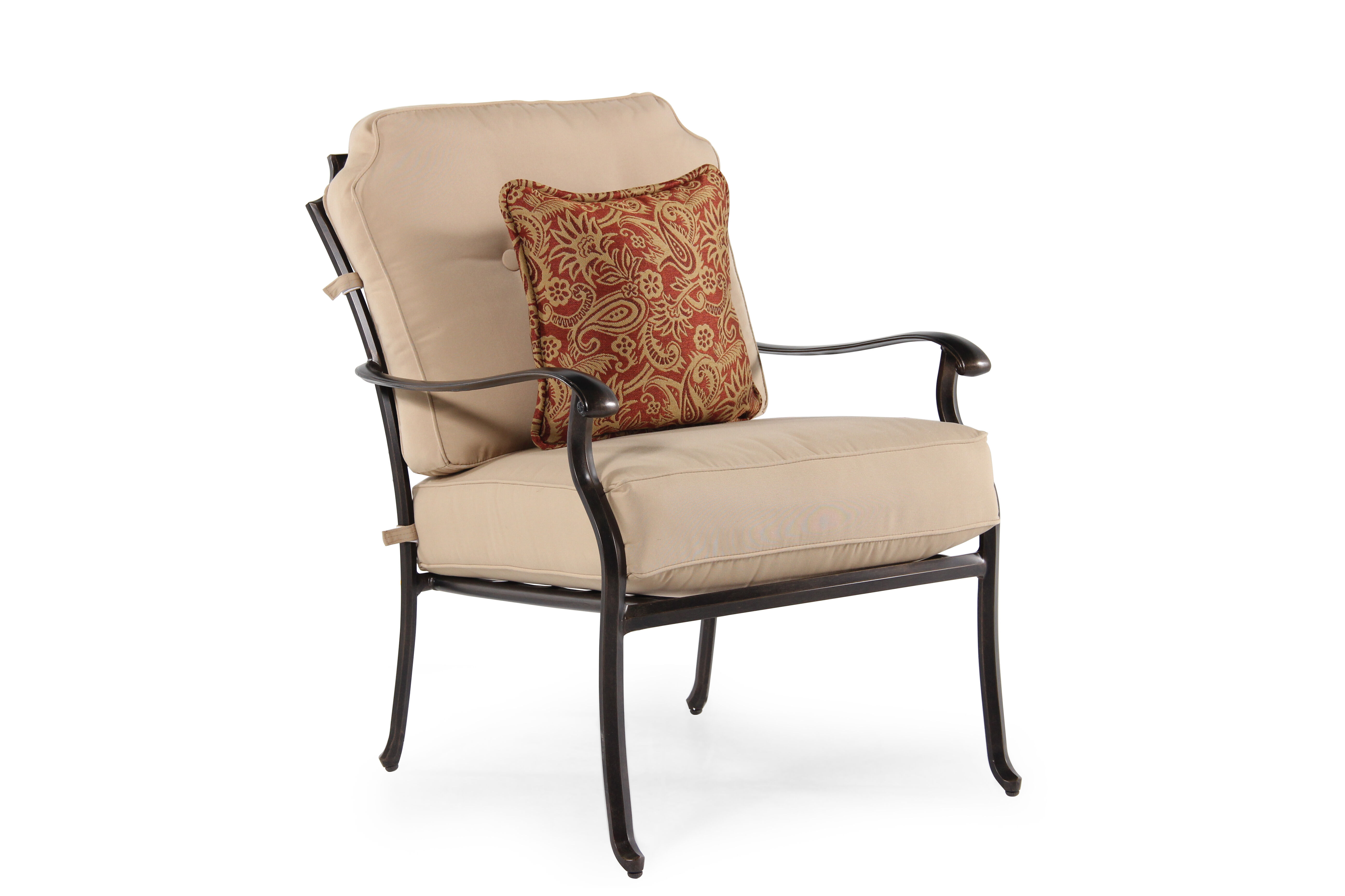 lounge chair patio minnie desk agio heritage select mathis brothers