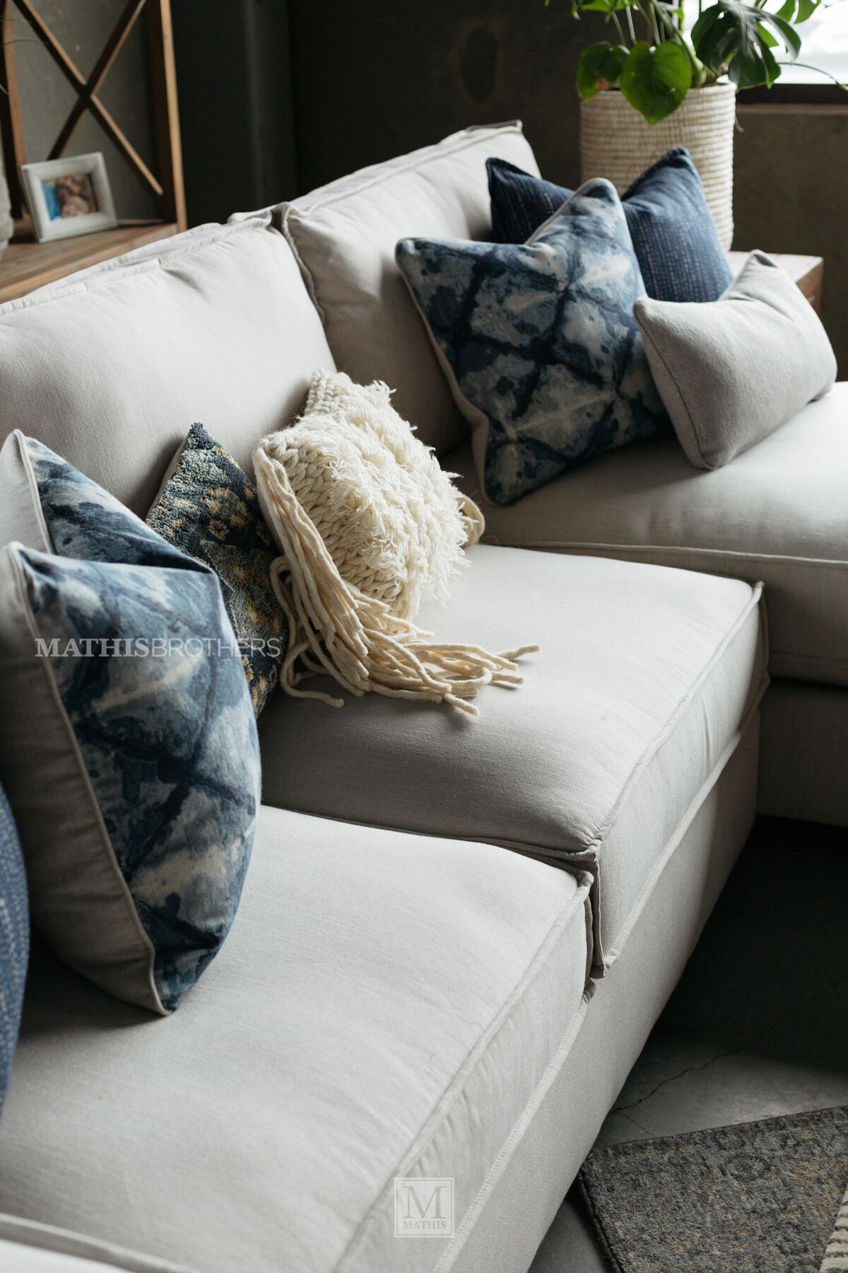 deals on sectional sofas idea for brown sofa in living room ashley kendleton quartz two-piece | mathis ...