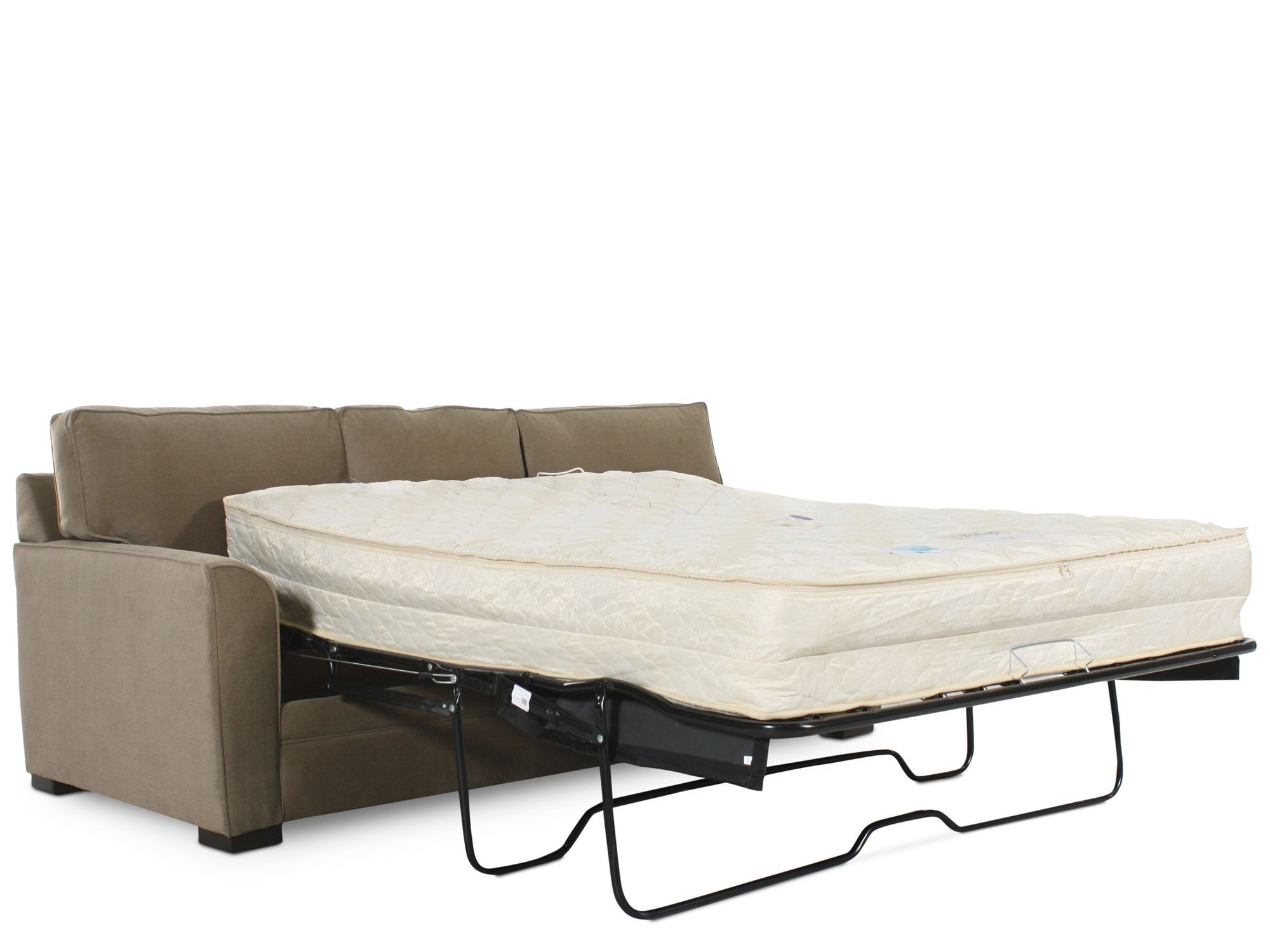 jonathan louis sofa bed leather texture queen sleeper with air mattress
