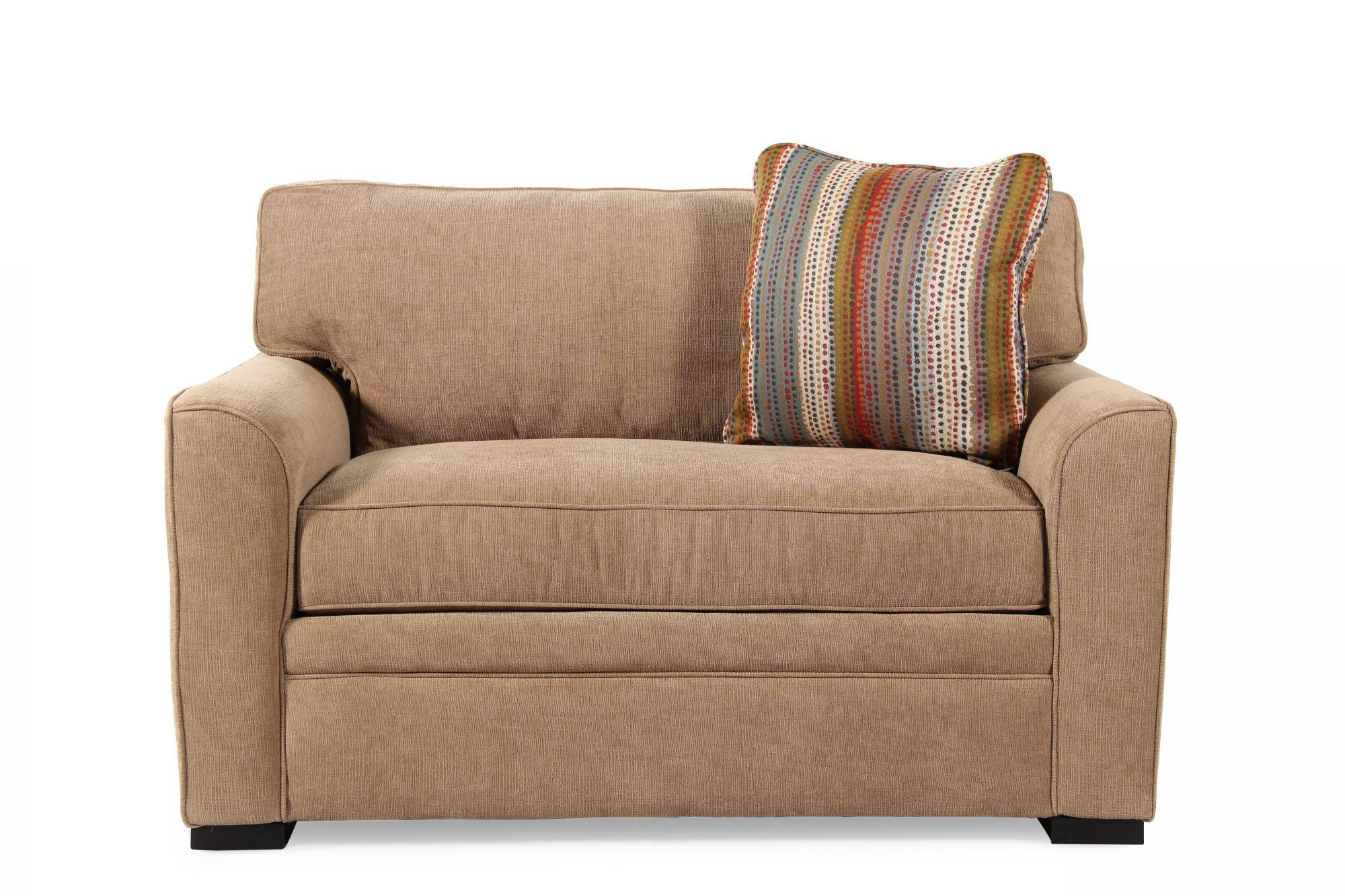 sh memory foam sleeper sofa mattress replacement bed queen jonathan louis blissful brown full