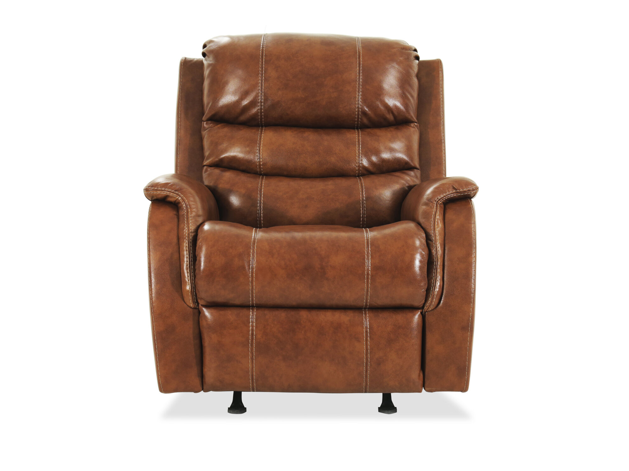 lauren ashley 60 zero wall sofa recliner american leather beds metcalf nutmeg power with adjustable