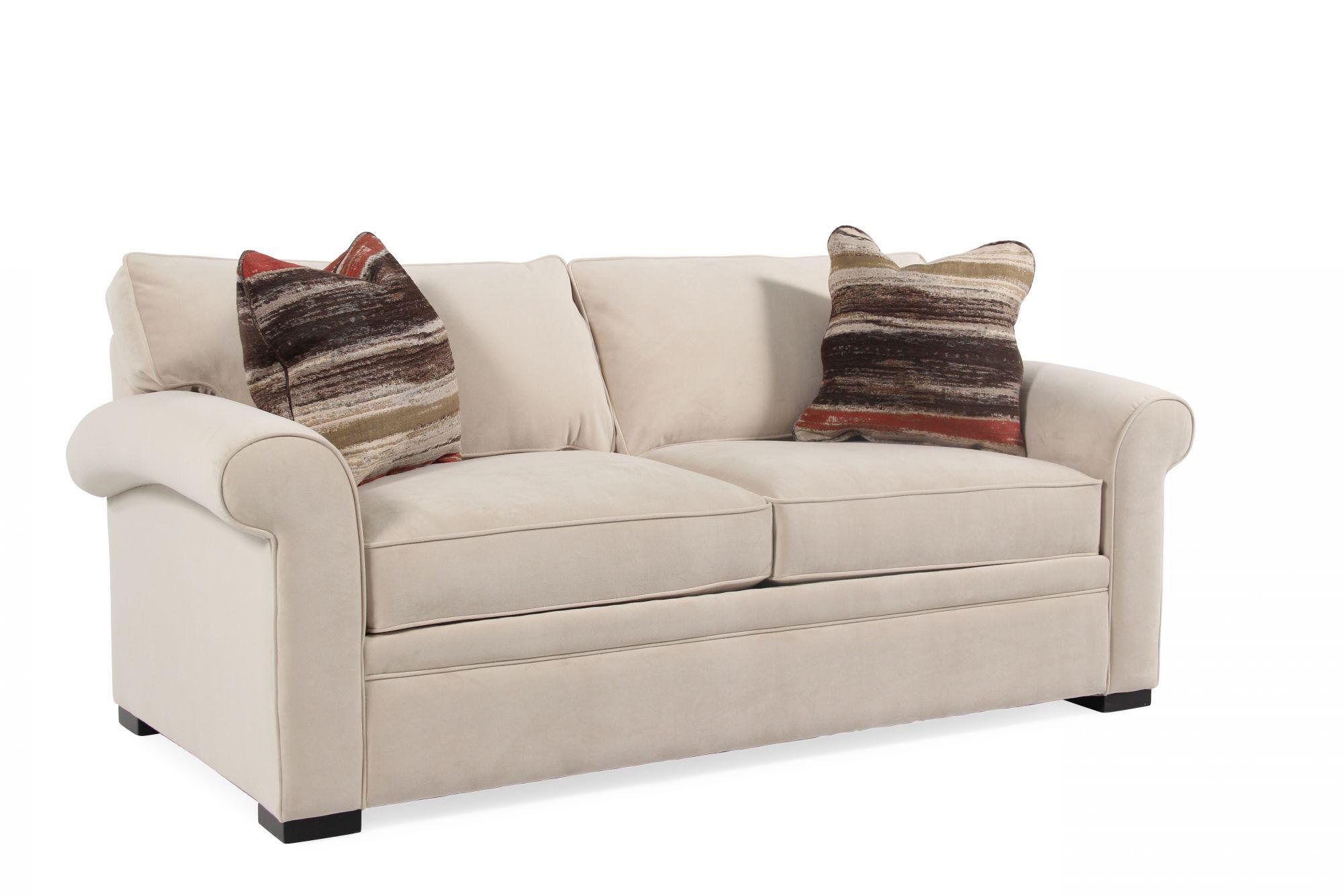 jonathan louis sofa bed simple foam memory buck twin sleeper mathis