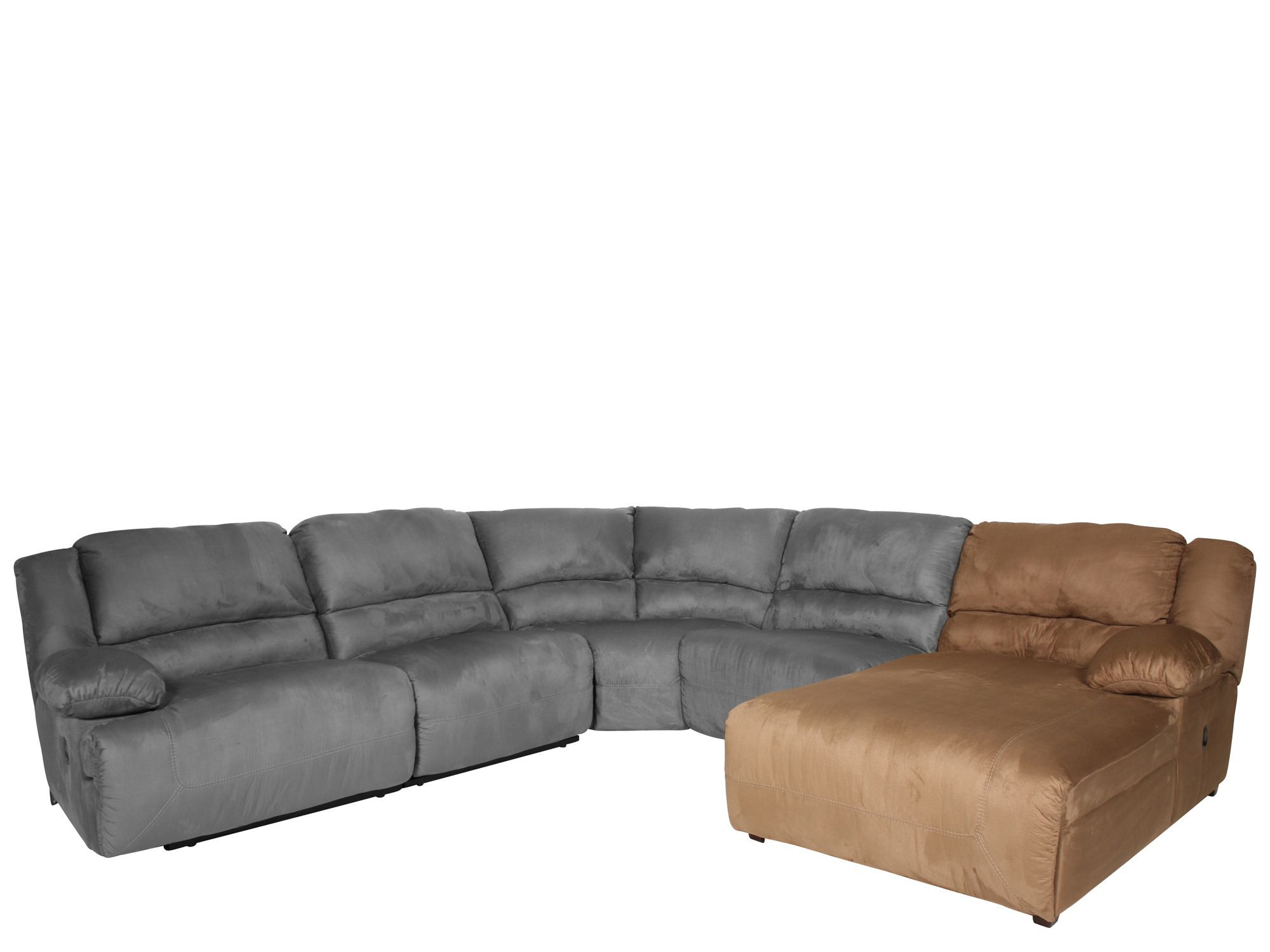 right arm facing sofa left chaise broyhill sofas and sectionals ashley hogan mathis brothers