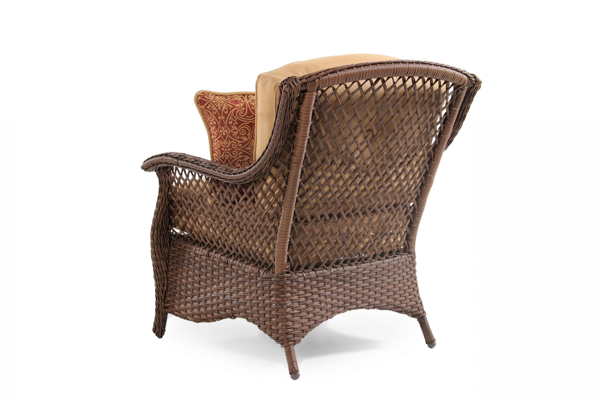 woven lounge chair blue office agio veranda mathis brothers furniture