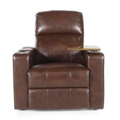 Theater Recliner Chairs Dining Table And Ireland Prime Resources Cantina Home Chocolate Power | Mathis Brothers Furniture