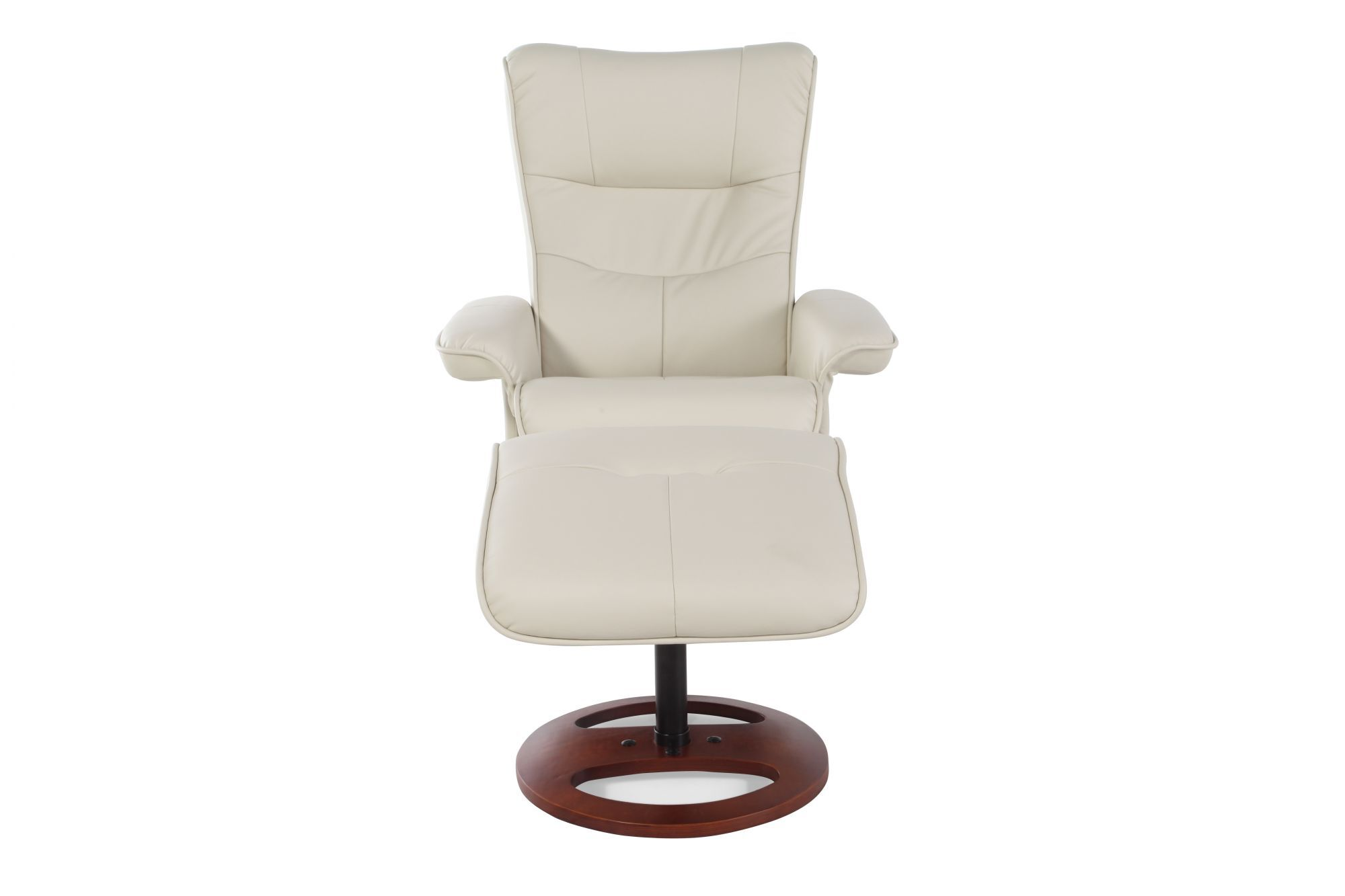 Reclining Chair And Ottoman Benchmaster Vanilla Reclining Chair And Ottoman Mathis