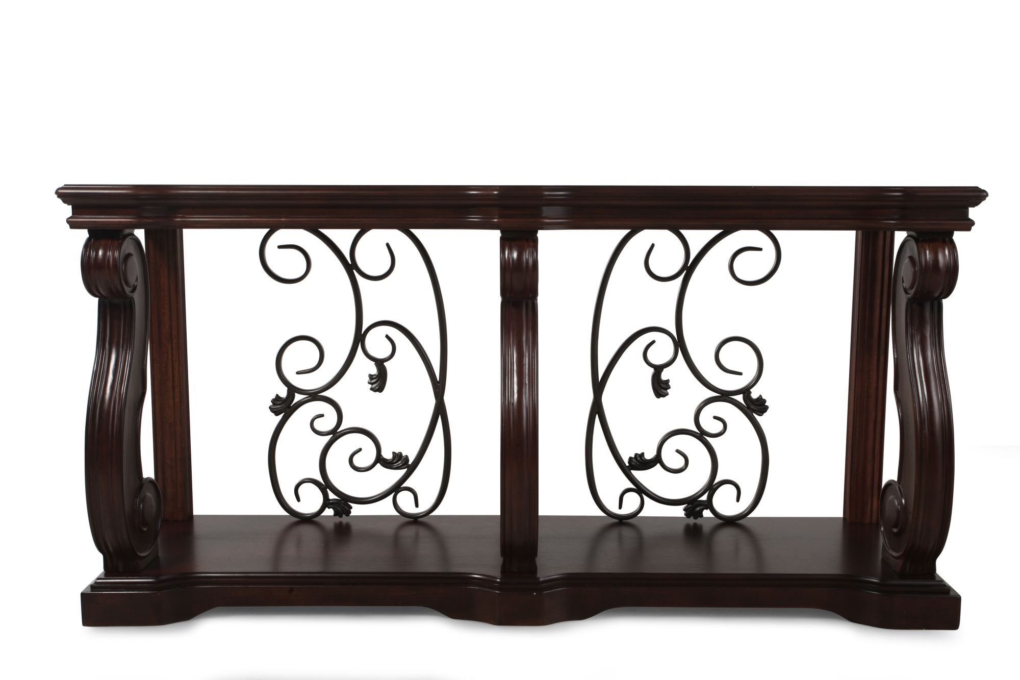 ashley sofa tables beds john lewis alymere console table mathis brothers furniture
