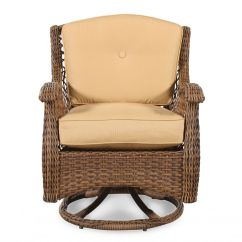 Patio Rocker Chair Extending Round Table And Chairs Agio Veranda Swivel Mathis Brothers