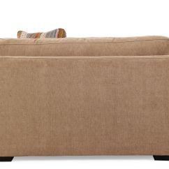 Sh Memory Foam Sleeper Sofa Mattress Bentley Jonathan Louis Blissful Brown Full