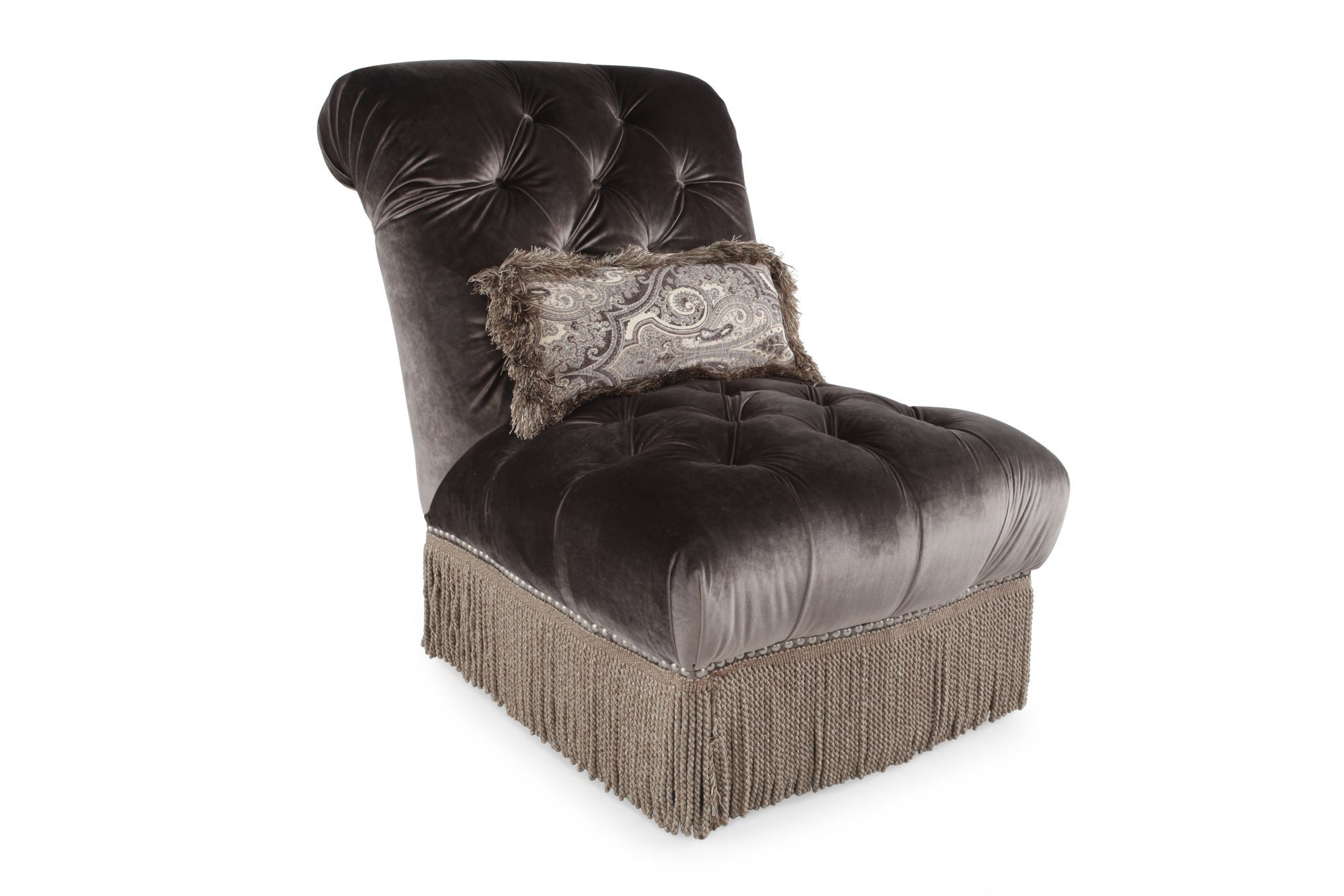 Rachlin Classics Cleopatra Chair  Mathis Brothers Furniture