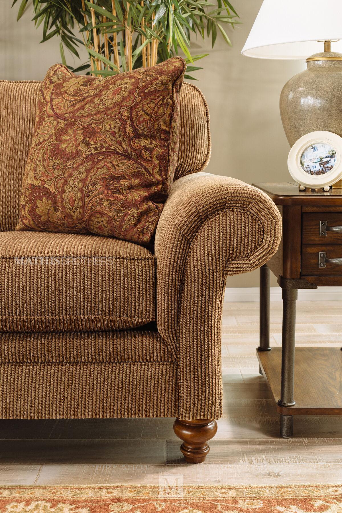 Broyhill Larissa Sofa  Mathis Brothers Furniture