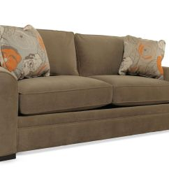 Jonathan Louis Sofa Bed Convertible Sectional Camel Chocolate Full Sleeper With Air Mattress