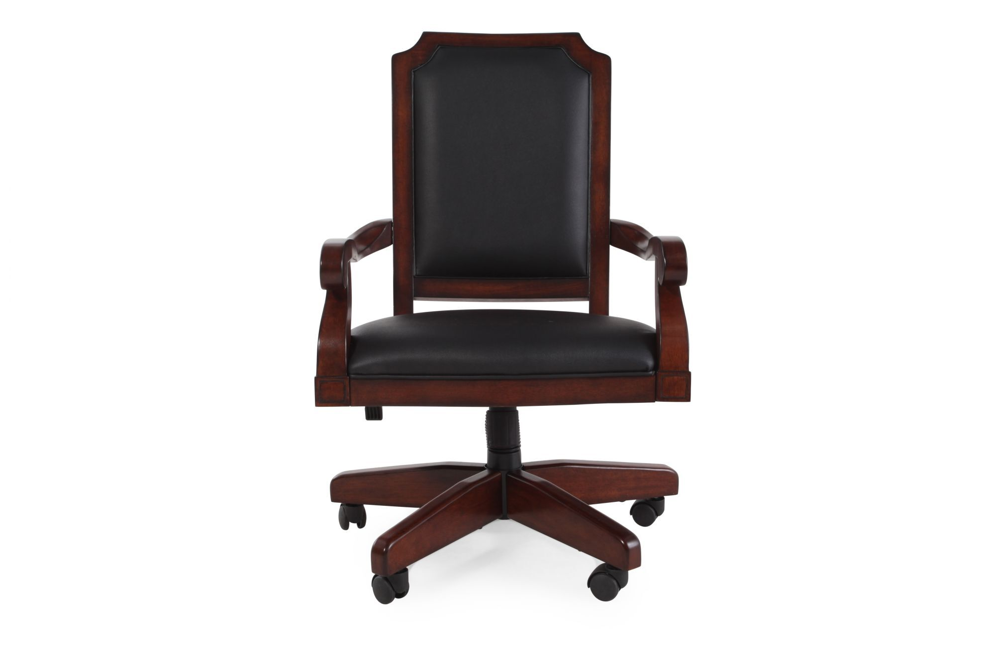 Cherry Chairs Winners Only Willow Creek Cherry Office Chair Mathis