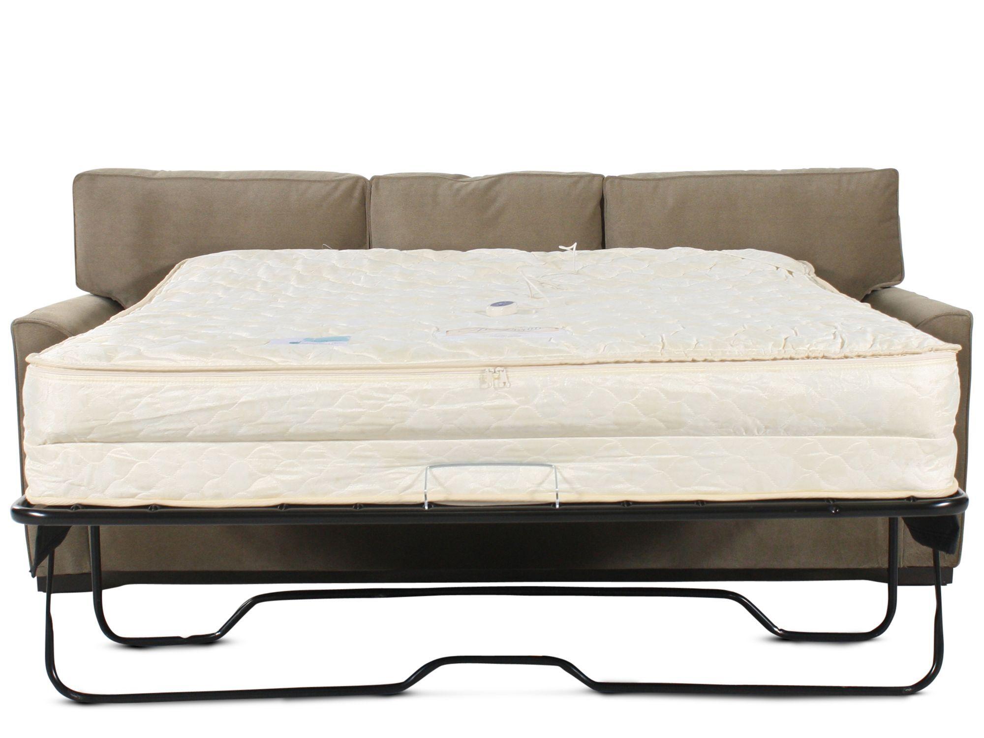 jonathan louis sofa bed throw pillows queen sleeper with air mattress