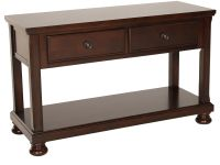 Ashley Porter Sofa Table | Mathis Brothers Furniture
