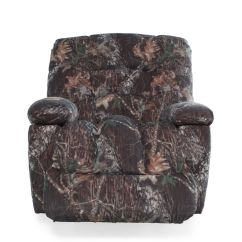 Camo Recliner Chair Pisces Dolphin Massage Lane Lucas Mathis Brothers Furniture