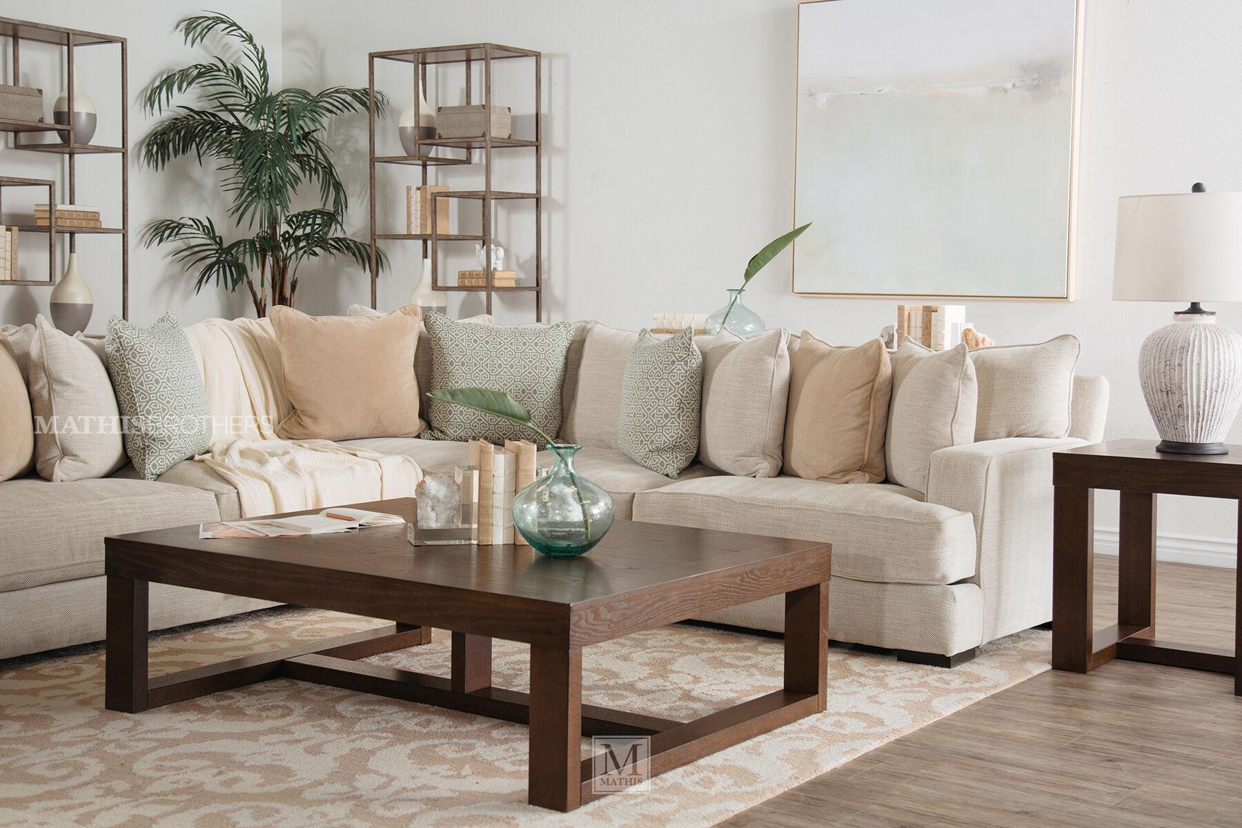 watson sofa table bed lipat jakarta jonathan louis matthew three piece sectional mathis