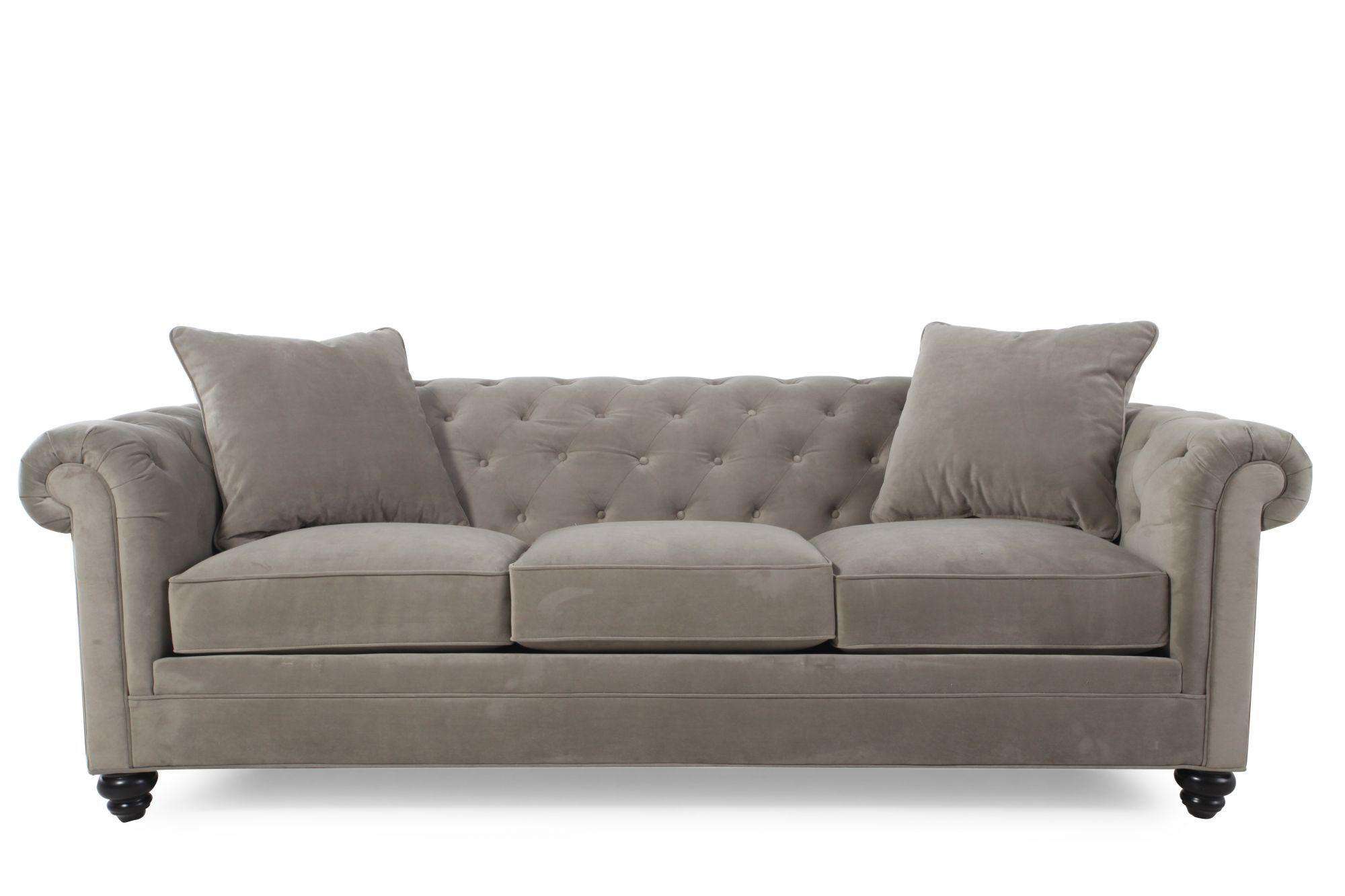 Jonathan Louis Bella Storm Sofa Mathis Brothers Furniture