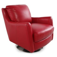 La Z Boy Swivel Chair Folding John Lewis Xavier Red Leather Mathis Brothers