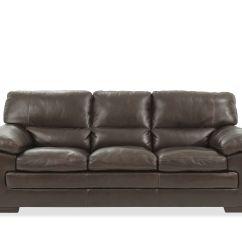 Baseball Leather Sofa Sectional Sofas Black Friday Simon Li Longhorn Oak Mathis Brothers